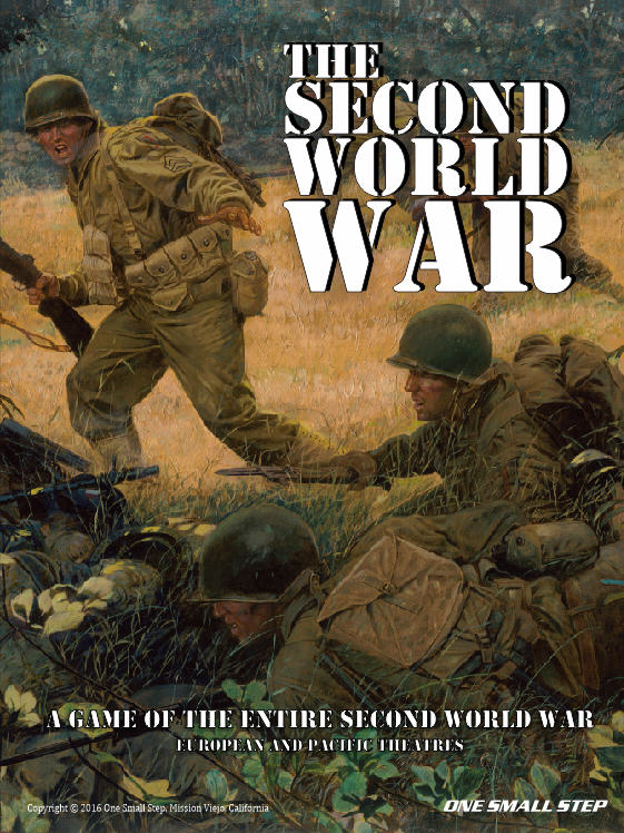 The Second World War -- OSS Games Edition